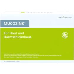 MUCOZINK Pulver 30X20 g
