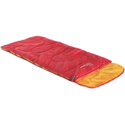 High Peak Deckenschlafsack Kiowa rot Schlafsäcke Camping Schlafen Outdoor Schlafsack
