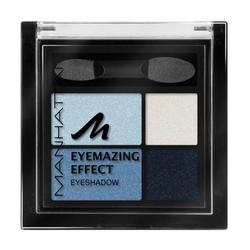 MANHATTAN Lidschatten-Palette Eyemazing Effect blau