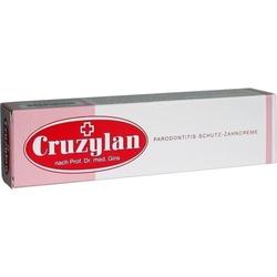CRUZYLAN med. Zahnpasta 70 g
