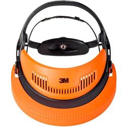 3M G500-OR 7000104156 Kopfhalterung Orange
