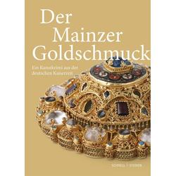Mainzer Goldschmuck: Buch von