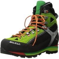 Salewa Herren MS Condor Evo Gore-TEX Trekking-& Wanderstiefel, Black/Cactus, 44 EU