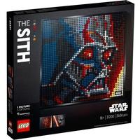 Lego Art Star Wars: Die Sith Kunstbild