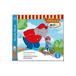 Benjamin Blümchen Minis - Das erste Fahrrad - Hörbuch