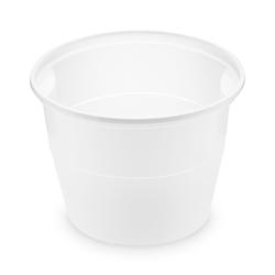 Suppenbecher weiß 750 ml, PP, Ø 12,7 cm, 50 Stk.