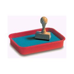 Stempel-Clean Kautschuk blau