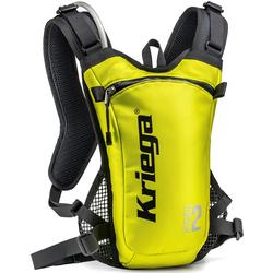 Kriega Hydro-2, Rucksack - Neon-Gelb