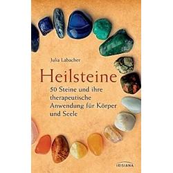 Heilsteine. Julia Labacher  - Buch