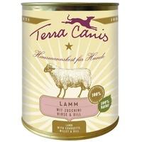Terra Canis Lamm mit Zucchini, Hirse & Dill 6 x 800 g