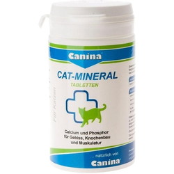 CAT MINERAL Tabs vet