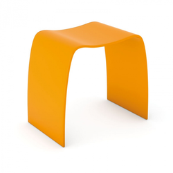 Tisch bentwood, orange