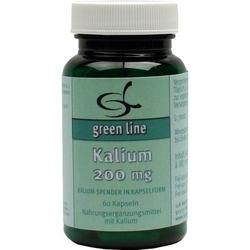 KALIUM 200 mg Kapseln 60 St.