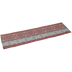 GO-DE Tischläufer Lara (1-tlg) rot