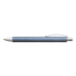 Kugelschreiber »Essentio Aluminium« grau, Faber-Castell