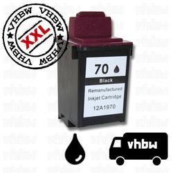 vhbw TINTENPATRONE DRUCKERPATRONE REFILL passend für SAMUNG INK-M50