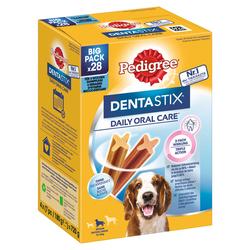 Pedigree Denta Stix für mittelgroße Hunde 28er - 4 Stück