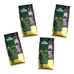 "Gemahlener Kaffee Set ""Magnifico"" 4 x 250 g"