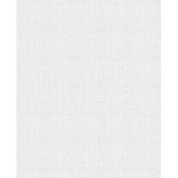 Vliestapete Hessian weiß