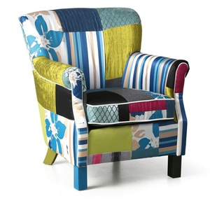 Sessel patchwork bg