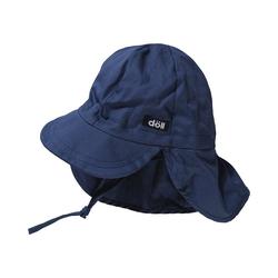 Döll Schirmmütze Schirmmütze mit Nackenschutz für Jungen 49