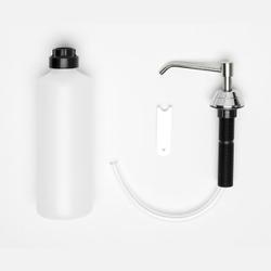 Waschtischeinbauspender Voyager, Seifenspender für den Waschtischeinbau, Senior - Inhalt: 1000 ml