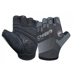 Chiba Fahrradhandschuhe Handschuh Chiba Solar kurz Gr. XL / 10, schwarz