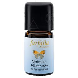 Farfalla Veilchenblätter 20% Abs. 5ml