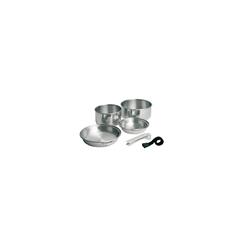 Campingaz Trekking-Geschirrset aus Aluminium (5-teilig)