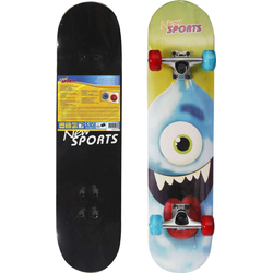 New Sports Skateboard Cyclops mit LED Räder