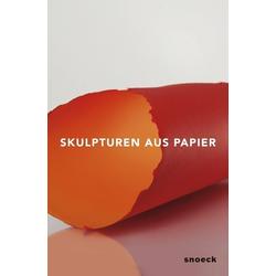 Skulpturen aus Papier als Buch von