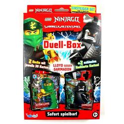 Lego Ninjago Spiel, Lego Ninjago Serie 5 Sammelkartenspiel Duell-Box Neu