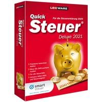 Lexware QuickSteuer Deluxe 2021 - Box-Pack - Deu Jahreslizenz, 1 Lizenz(en)