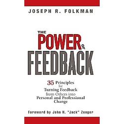 The Power of Feedback. Joseph R. Folkman  - Buch