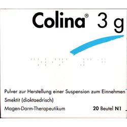 COLINA Btl. 3 g Pulver z.Herstell.e.Susp.z.Einn. 20 St
