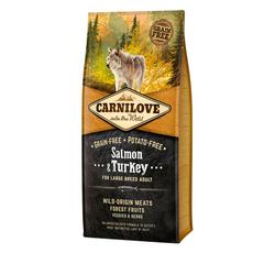 Carnilove Adult Salmon & Turkey Large Breed Hundefutter, 12 kg