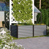 Vitavia Hochbeet Linus 630 Granit/Sc hwarz