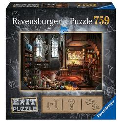 Exit 5 Im Drachenlabor - Puzzle 759 Teile