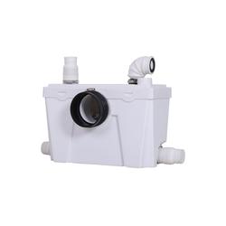 HOMCOM Hebeanlage Abwasserpumpe für WC & Dusche