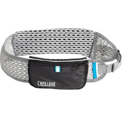 Camelbak Laufgürtel CAMELBAK Ultra Belt Lauf-Gürtel funktionelle Hüft-Tasche mit Quick Stow Flasche Flaschen-Halterung Grau/Schwarz