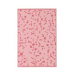 Normann Copenhagen Illusion Geschirrhandtuch rosa