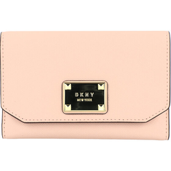 DKNY Geldbörse Leder 13 cm cashmere