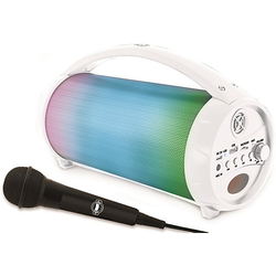 Iparty Bluetooth Lautsprecher Flashboom 5 mit Mikrofon mehrfarbig