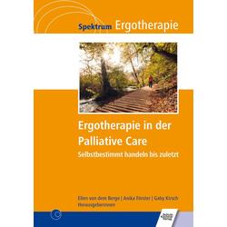 Ergotherapie in der Palliative Care: eBook von
