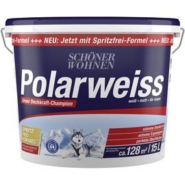 SCHÖNER WOHNEN Polarweiss 15 l matt