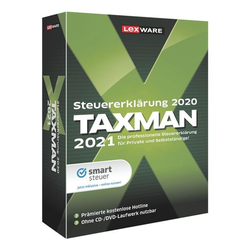 Software »TAXMAN 2021«, Lexware