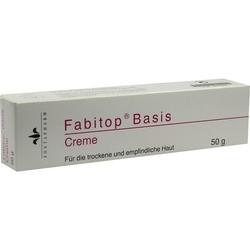 FABITOP Basis Creme 50 g
