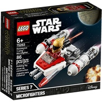 Lego Star Wars Widerstands Y-Wing Microfighter (75263)