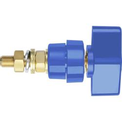 Schützinger POL 102 / BL Polklemme Blau 100A 1St.