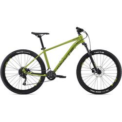 Whyte Bikes Mountainbike 603V2, 9 Gang, Shimano, Altus Schaltwerk, Kettenschaltung grün Hardtail Mountainbikes Fahrräder Zubehör